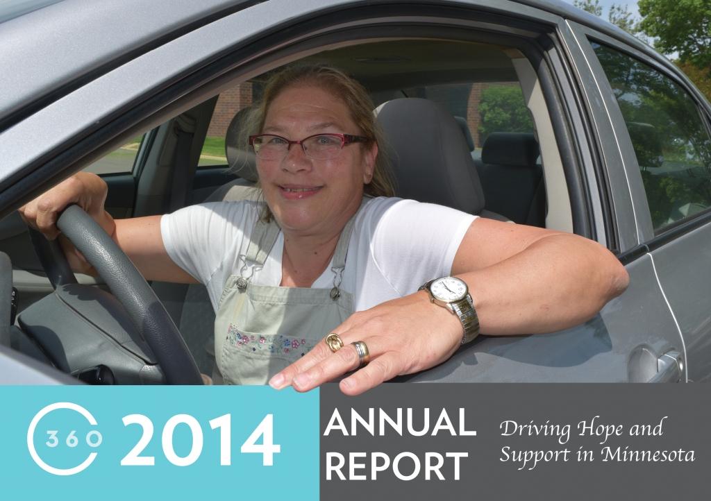 2014 Annual Report graphicredo2